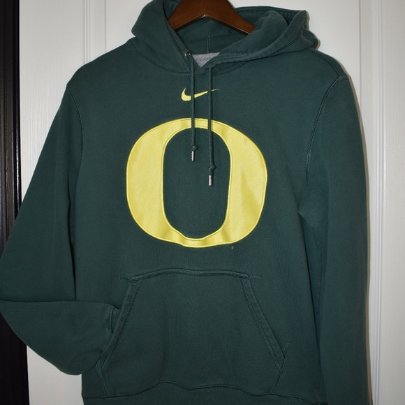 1ed9bc3120c6 Oregon Ducks Green Nike Sweatshirt Medium